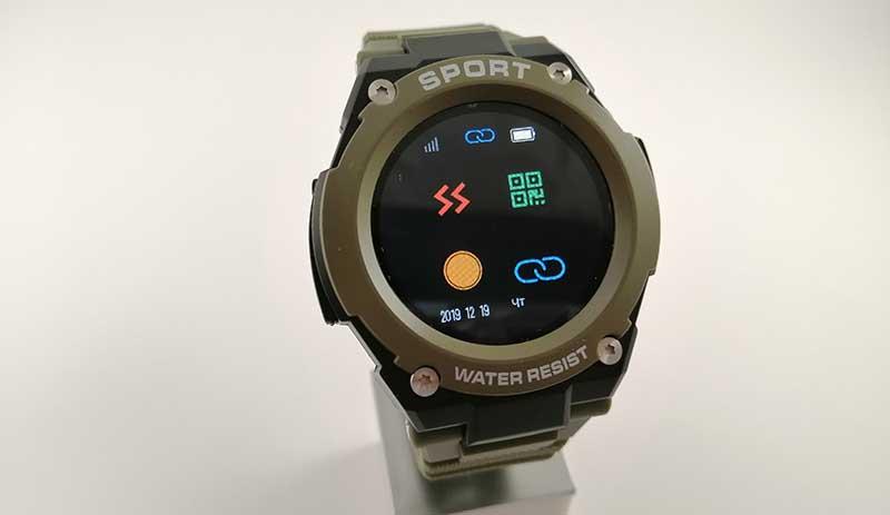 Обзор смарт-часов No.1 G9 (No.1 DT 97): GPS, SIM-карта(?) и измерение артериального давления за 50 долларов 2