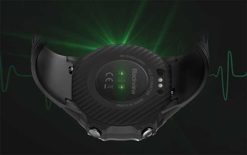 Blackview BV-SW02: недорогие спортивные смарт-часы с 15-дневной автономностью