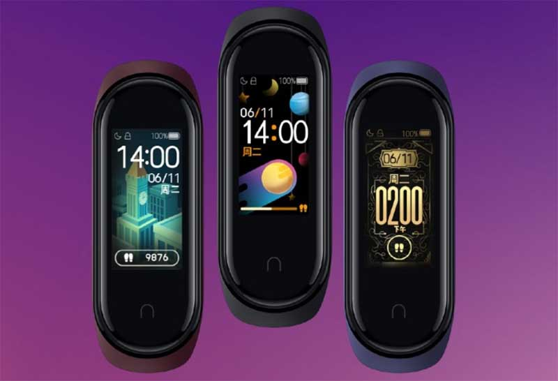 Xiaomi Mi Band 4 с NFC