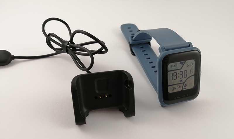 Собственного модуля GPS у Amazfit Bip Lite