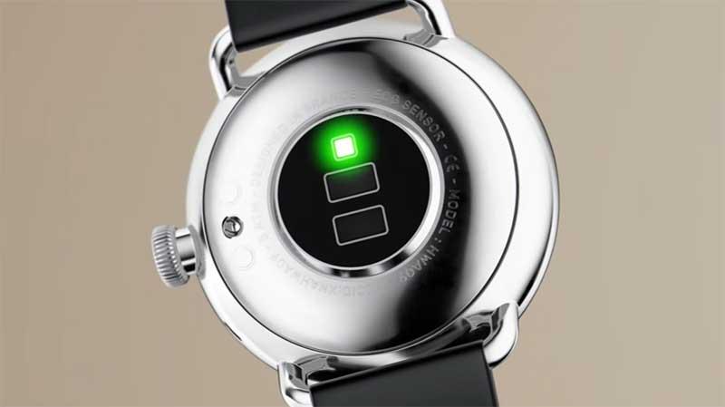 Withings ScanWatch – гибридные смарт-часы