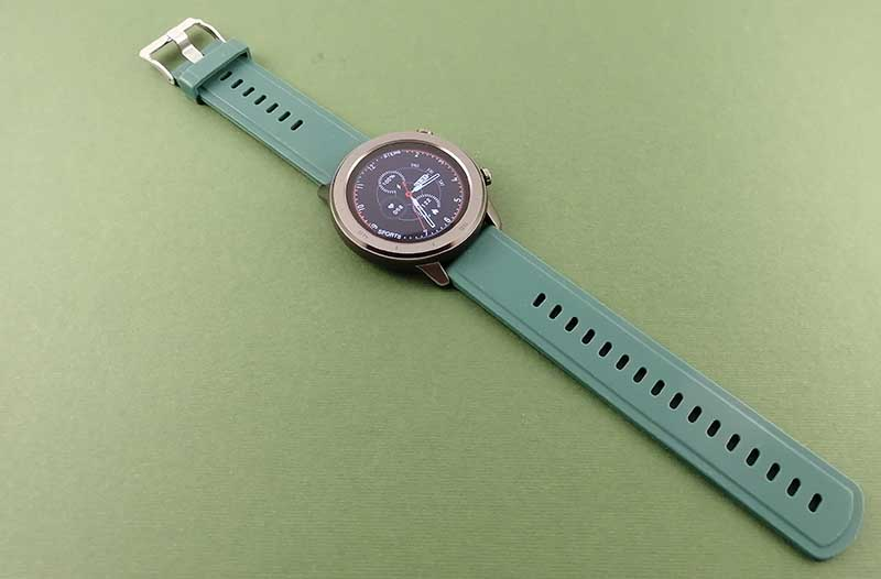 DT78 получили дизайн классических часов