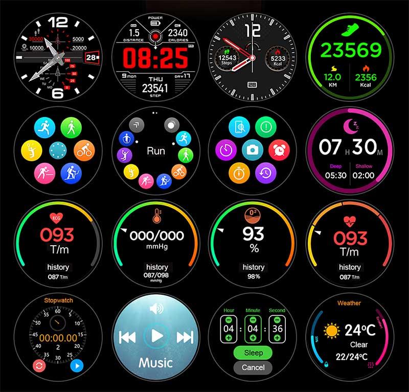 Смарт-часы Microwear L11: характеристики, достоинства и недостатки