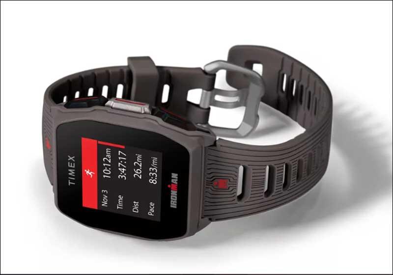 Timex Ironman R300 – спортивные GPS – часы за 120$ в стиле ретро