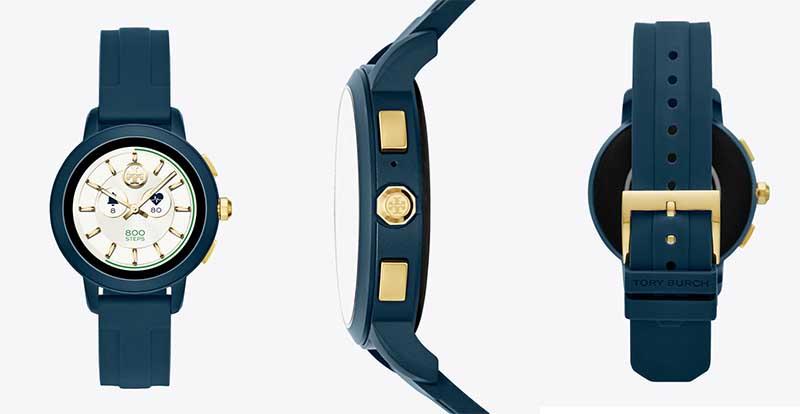 Tory Burch выпустила умные часы ToryTrack Tory Smartwatch
