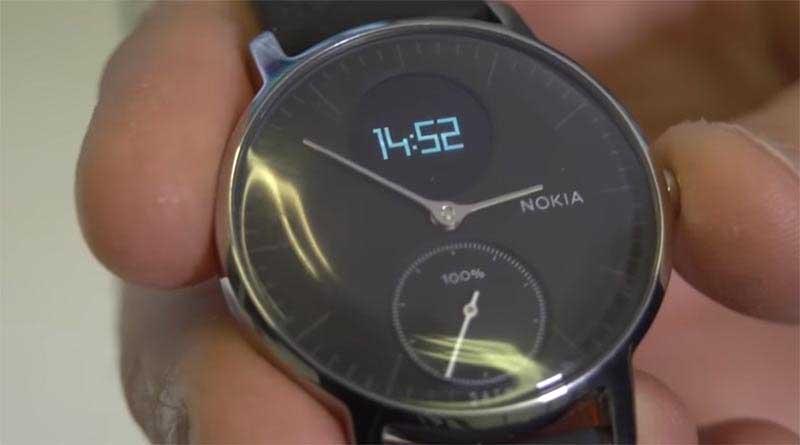 Nokia готовит к релизу свои первые смарт-часы на Wear OS