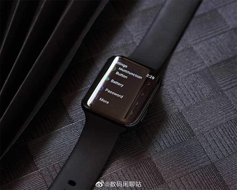 Часы Oppo