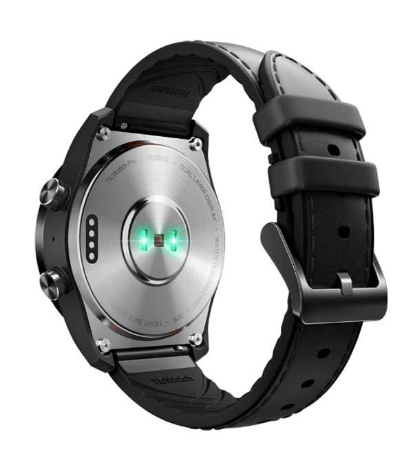 Смарт-часы Mobvoi TicWatch Pro 2020: подробные характеристики и особенности 2