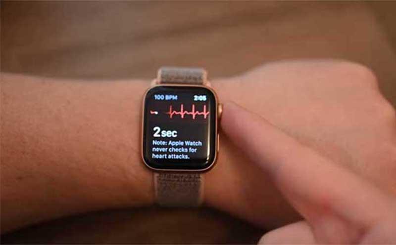 Apple запатентовала сканер отпечатков пальцев для Apple Watch