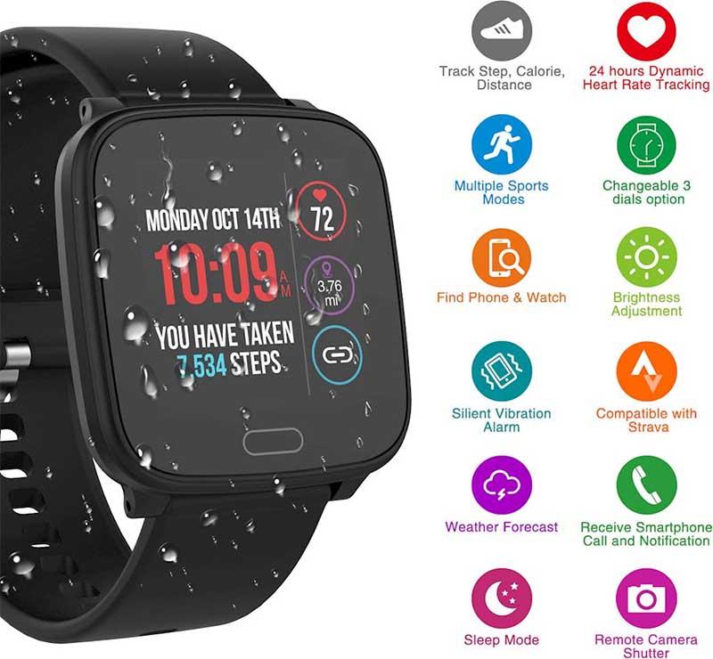 Смарт-часы Timex iConnect Active: Xiaomi Mi Band 4 по-американски 1