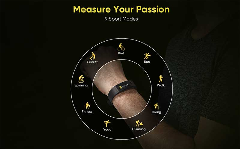 Фитнес-браслет Realme Band представлен официально