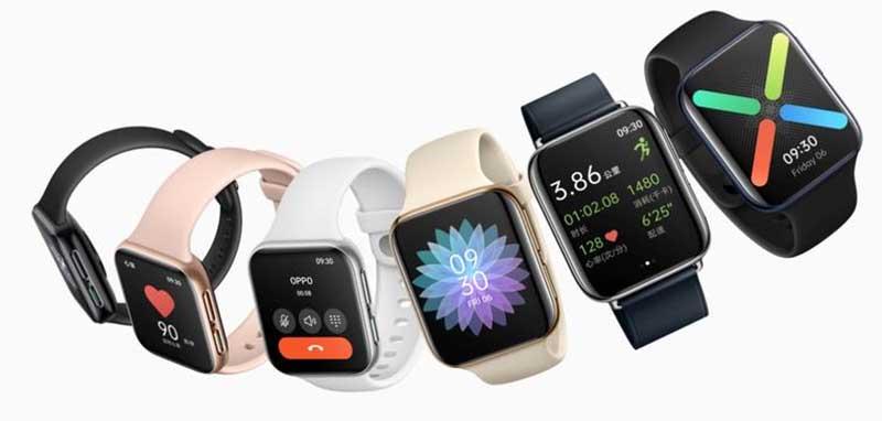Умные часы Oppo Watch представлены официально: цена, характеристики и дата начала продаж