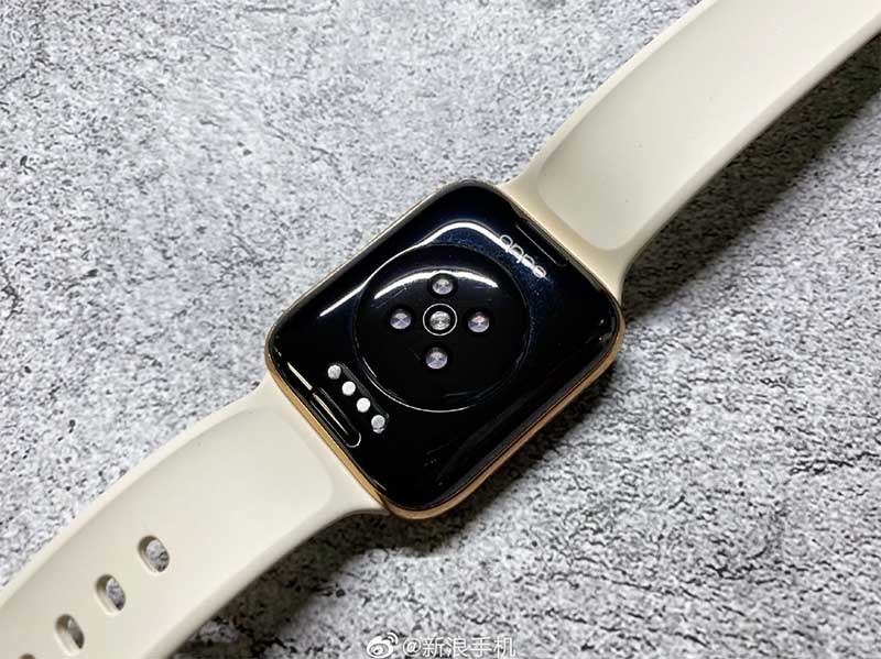 Умные часы Oppo Watch представлены официально
