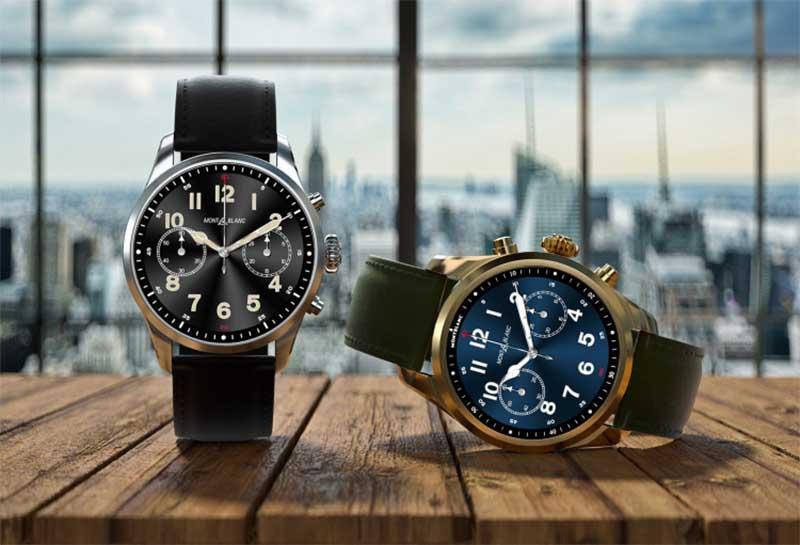 Montblanc Summit 2 Plus: шикарные, но очень дорогие умные часы