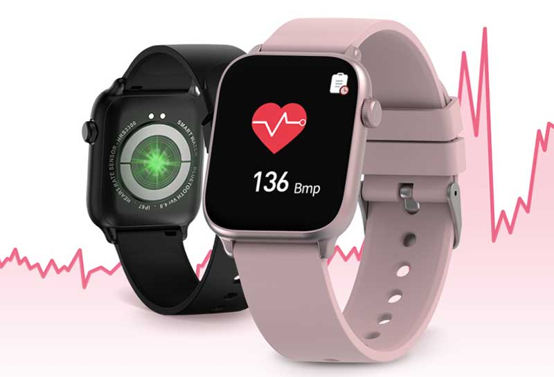 Лучшие фитнес-браслеты и часы с термометром 8