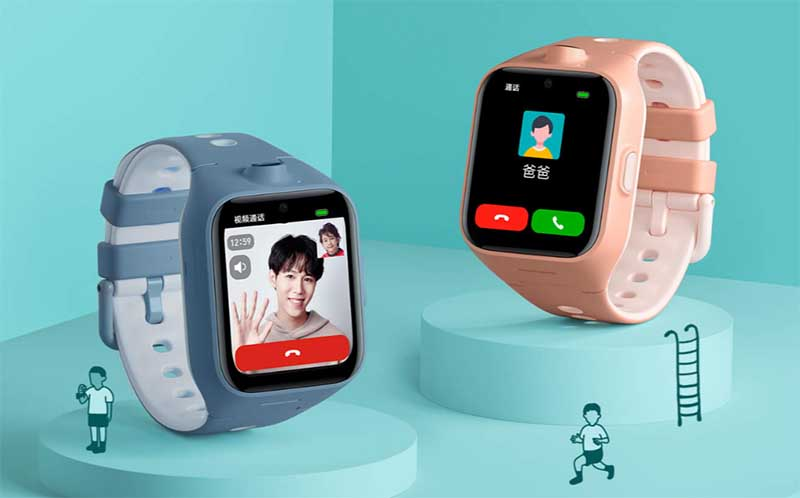 Xiaomi Mi Kids Watch 4 и 4 Pro