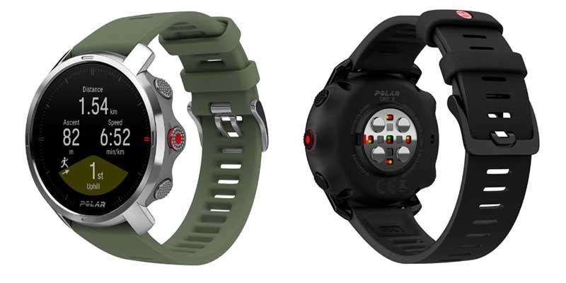 Polar Grit X: мультиспортивные смарт-часы с хорошей защитой и автономностью