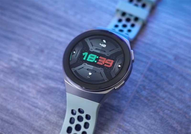 Huawei Watch GT 2e vs Huawei Watch GT 2