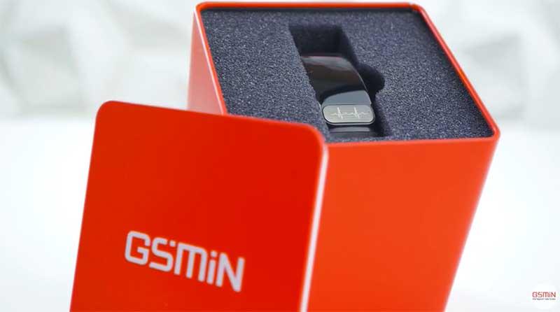 Фитнес-браслет GSMIN WR11 (2020)