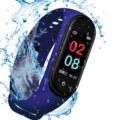 Фитнес-трекер с термометром Bakeey MT10 Smartband
