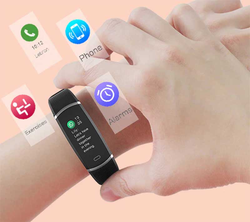 Lenovo HX11 Smartband