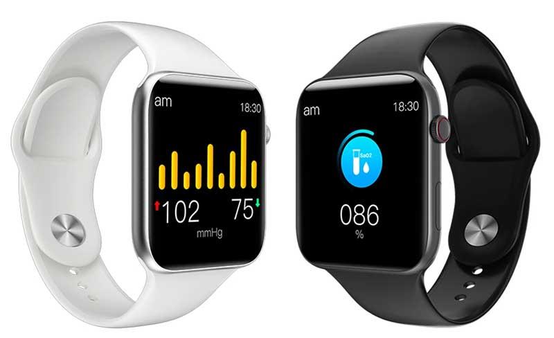 Смарт-часы Fobase Air Pro за 30$ могут измерять температуру тела и артериальное давление