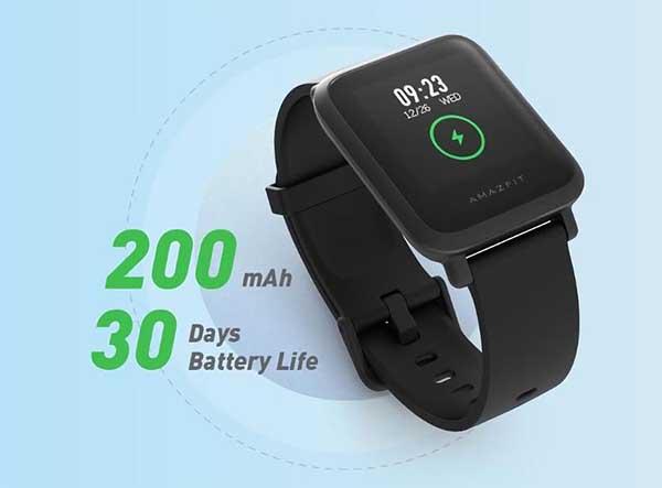 Huami выпустила смарт-часы Amazfit Bip S Lite за 50$