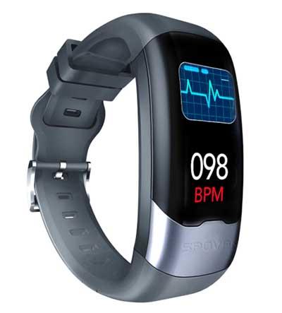 Лучшие пульсоксиметры для контроля кислорода в крови. Фитнес-браслеты и датчики на палец 6