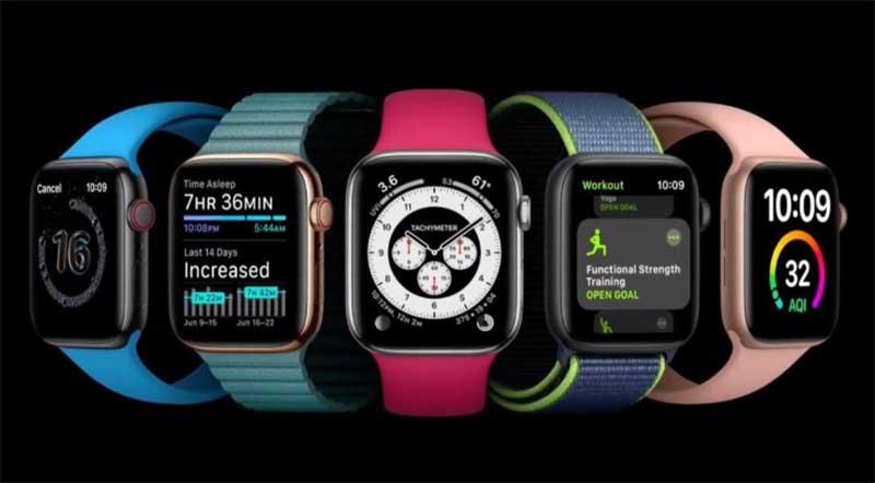 Какие Apple Watch получат watchOS 7?