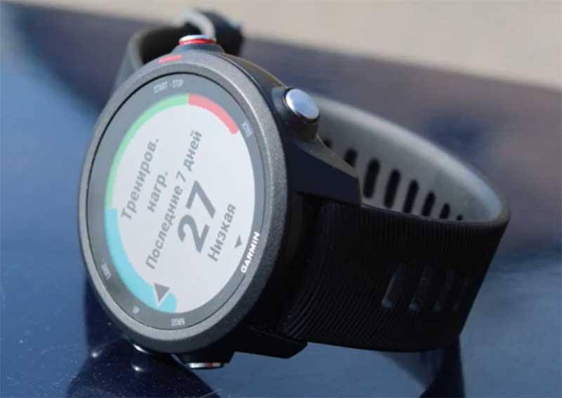 часы с пульсоксиметром