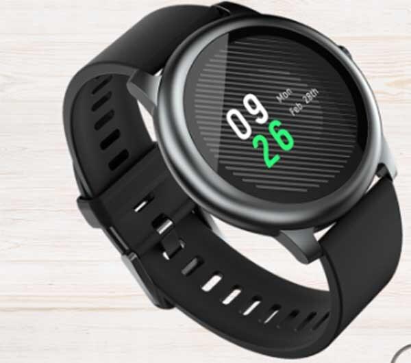 Смарт-часы Haylou Solar Smartwatch