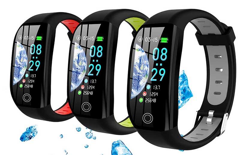 F21 Smart Bracelet GPS