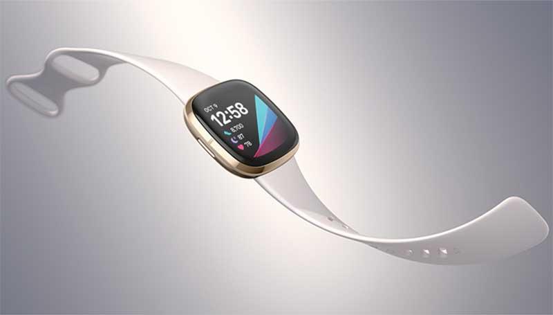 Fitbit Sense: умные часы с ЭКГ, датчиком температуры и автономностью до 6 дней за 329$