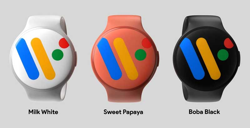 Pixel Watch: вот как могут выглядеть первые умные часы от Google