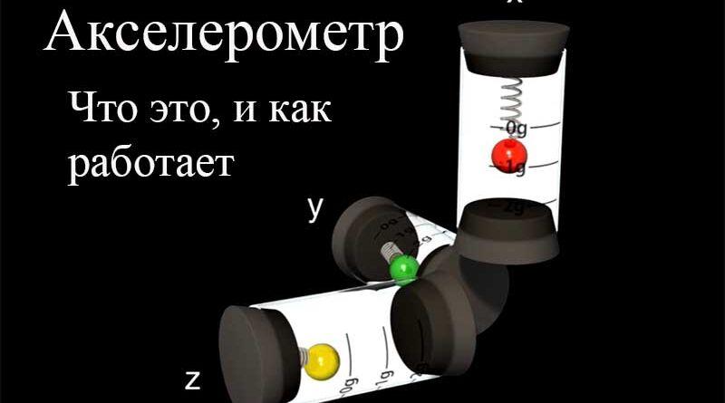 Акселерометр
