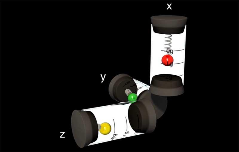 Как работает акселерометр?
