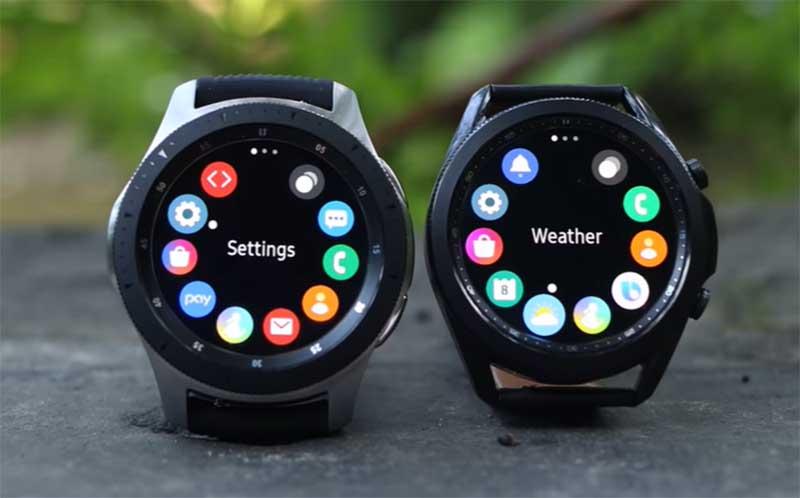 Samsung Galaxy Watch 3 vs Galaxy Watch