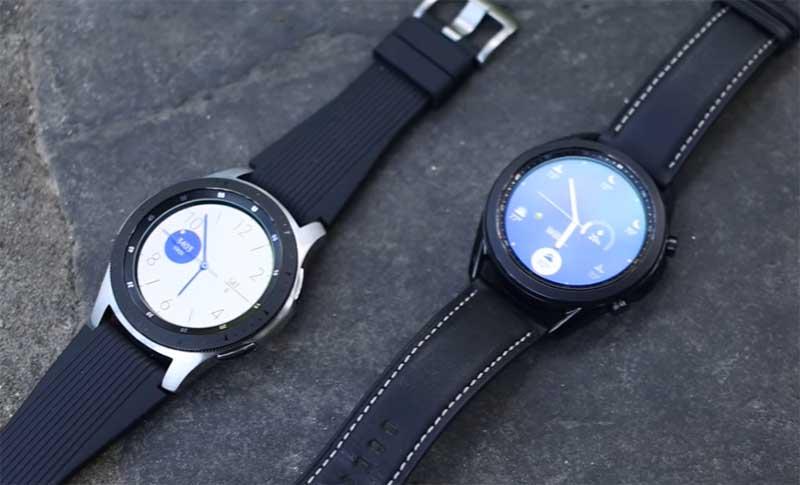 Samsung Galaxy Watch 3 и Galaxy Watch: функции