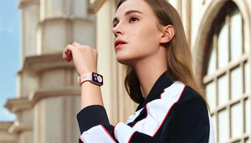 Huawei Watch Fit: гибрид смарт-часов и фитнес-браслета за 110 долларов 2