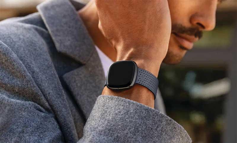 Функции Fitbit Sense