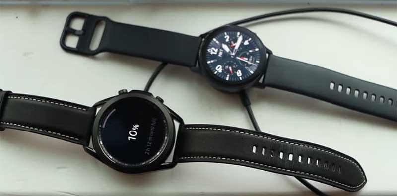 Samsung Galaxy Watch 3 vs Galaxy Watch Active 2