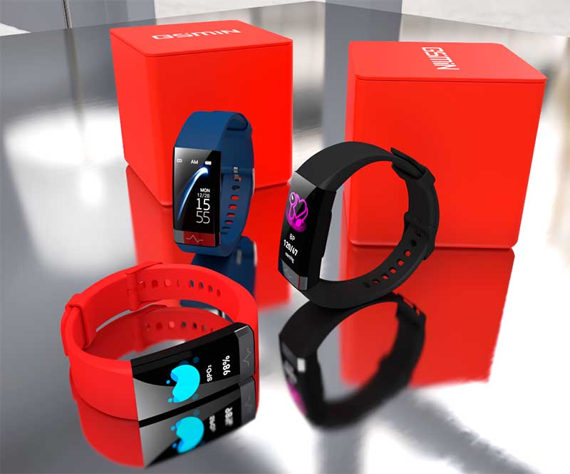 GSMIN CD01 (2020): фитнес-браслет с широким функционалом и отличными характеристиками 1