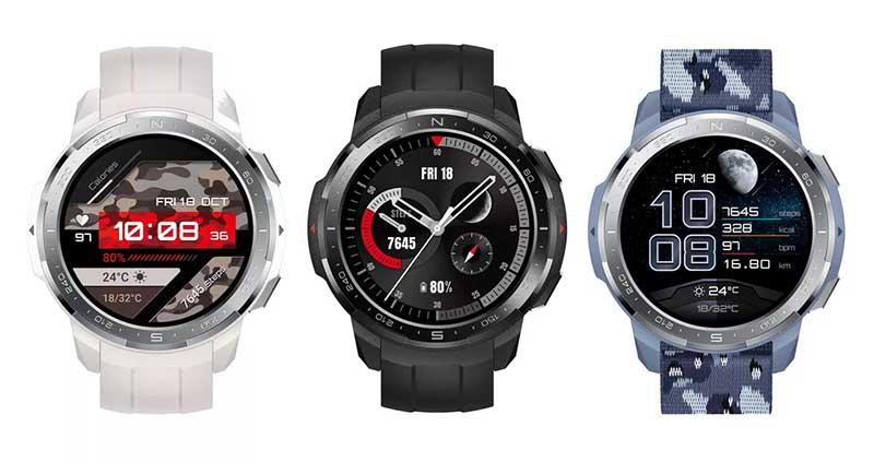 Смарт-часы Honor Watch GS Pro представлены: особенности, характеристики и дата начала продаж 1