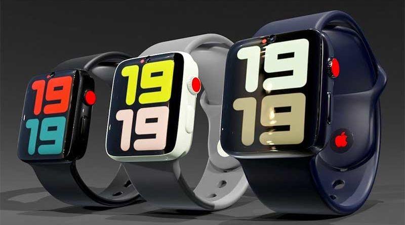 Преимущества Apple Watch Series 6