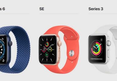 Apple Watch Series 6, Watch SE и Watch Series 3