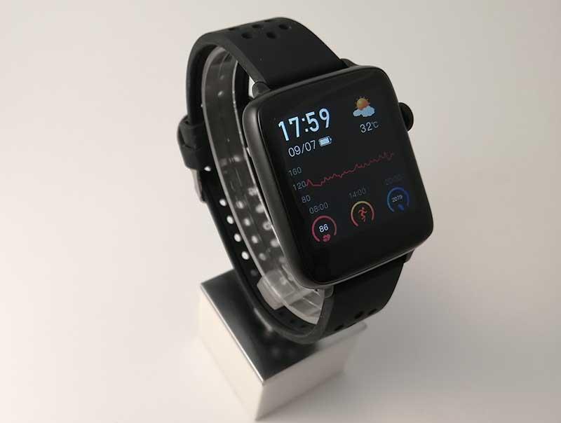 Обзор BlitzWolf BW-HL1 Pro: недорогие фитнес-часы в стиле Apple Watch 1