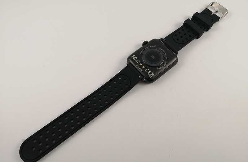 Обзор BlitzWolf BW-HL1 Pro: недорогие фитнес-часы в стиле Apple Watch 2