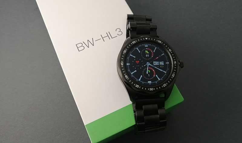 Смарт-часы BlitzWolf BW-HL3: подробный обзор 1