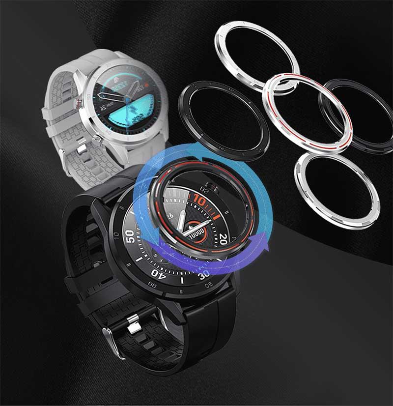 Fobase MAGIC: недорогие смарт-часы с измерением температуры, давления и кислорода 1