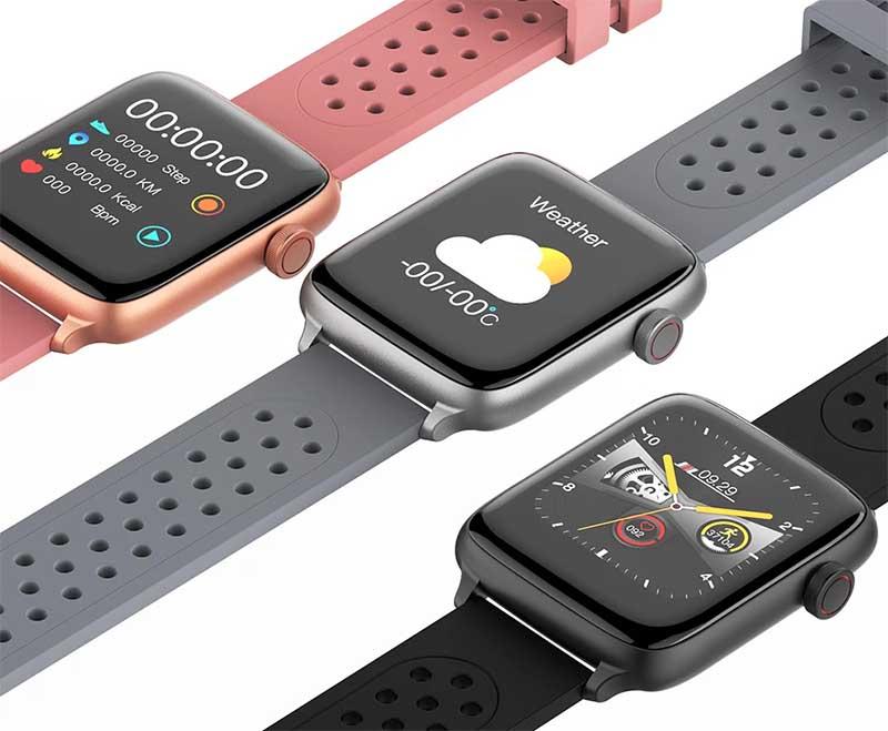 Обзор BlitzWolf BW-HL1 Pro: недорогие фитнес-часы в стиле Apple Watch 3